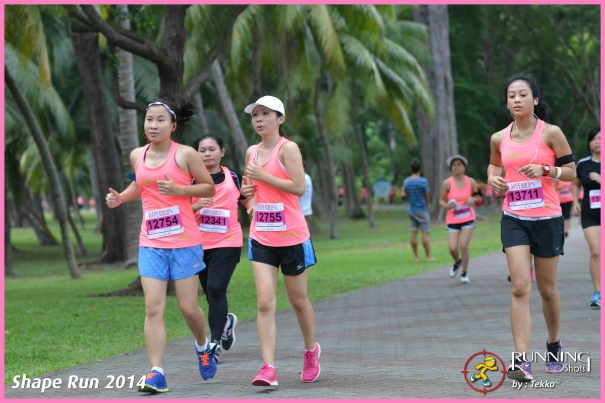 SHAPE Run 2014_2